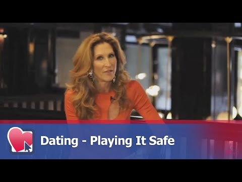 research question on online dating