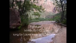 Hallelujah By Mamuse, Sung By Laurel Irene And David Harris