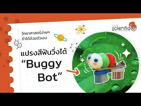 บักกี้บอท (Buggy Bot) l Scientia