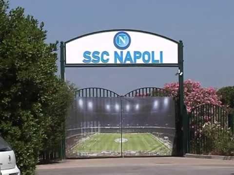 Napoli - Calcio, blitz della Finanza nelle sedi di 41 squadre (25.06.13)