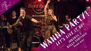 Jukebox &amp Bella Santiago - Proud Mary Live in Hard Rock Cafe Bucharest March 2019