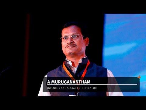 Unleashing Entrepreneurship and innovation | Muruganantham | ICTACT Bridge