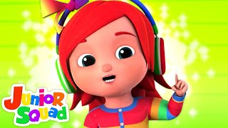 Lima bebek kecil Lagu bayi Lagu Anak untuk Anak kartun anak anak video prasekolah