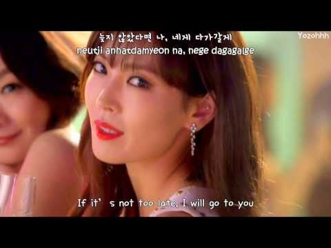 G.O (MBLAQ) - You FMV (I Need Romance 3 OST) [ENGSUB + Romanization + Hangul]