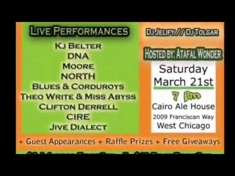 Walk it Out @ Cairo - 3/21/2015 (promo)
