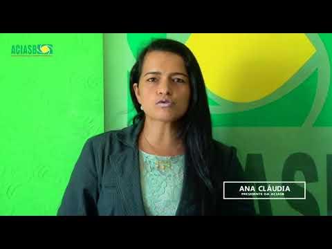PRESIDENTE DA ACIASB CONVIDA COMERCIANTES PARA NOVO HORÁRIO DE FUNCIONAMENTO DO COMÉRCIO EM BONFIM A PARTIR DO DIA 06
