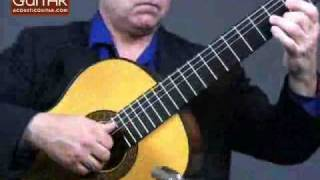 Acoustic Guitar Review - Yamaha CG201S Classical Guitar Review