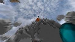 INSANE 5 block extension + Lava clutch | Skywars Highlights