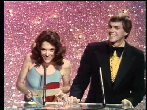 "Charlie Rich Wins Favorite Pop/Rock Album For ""Behind Closed Doors"" - AMA 1975"