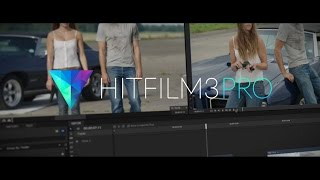 All-in-one editing, 3D & VFX software - HitFilm 3 Pro