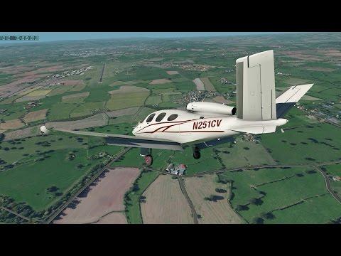 X Plane 11 with Photo Scenery (Ortho4XP) - YouTube