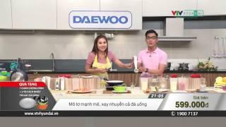Máy xay sinh tố cầm tay DAEWOO