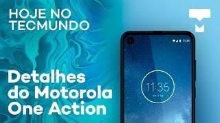 Motorola One Action flagrado, Xiaomi Mi 9T lançado e mais - Hoje no TecMundo