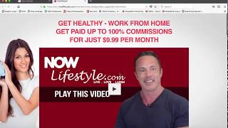 Free Members Can Now Get All Access to Now Lifestyle Business For 10 BUCKS!