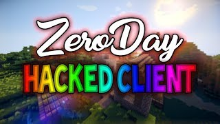 ZeroDay b10 Hacked Client! BEST HYPIXEL BYPASS
