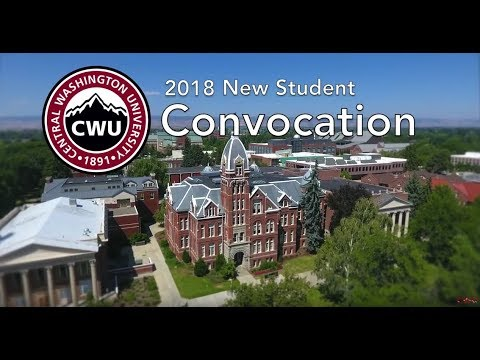 New Student Convocation 2018