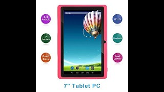 Haehne 7 Inch Tablet PC, Google Android 6.0 Quad Core