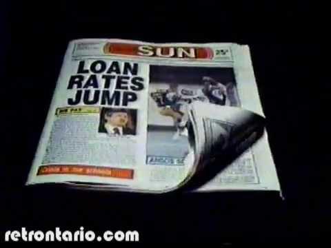The Toronto Sun 1987