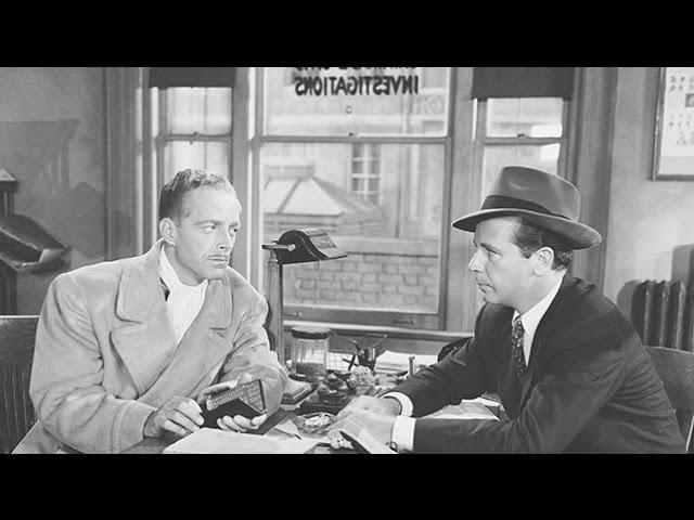 Murder, My Sweet Original Theatrical Trailer