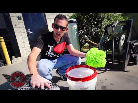 5 Detailing Tips & Tricks - Chemical Guys Car Care How To Epic Panda