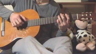 Мот feat. Бьянка - Абсолютно Всё на гитаре