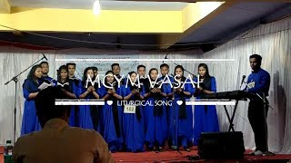 Video Liturgical Song | YZEST 2017 | 3rd Prize | MCYM Vasai download MP3, 3GP, MP4, WEBM, AVI, FLV April 2018