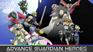 "【Advance Guardian Heroes】 ★Completo en Directo★ ""Game Boy Advance"""