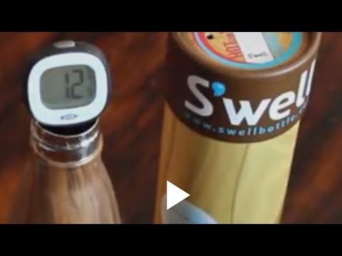 S'well Hot and Cold Test (Swell water bottle)