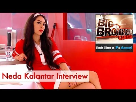 Neda Kalantar Interview: Big Brother Canada 2