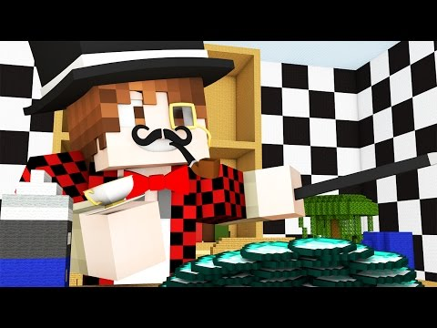 DAPPER TEA PARTY in MINECRAFT MONEY WARS!