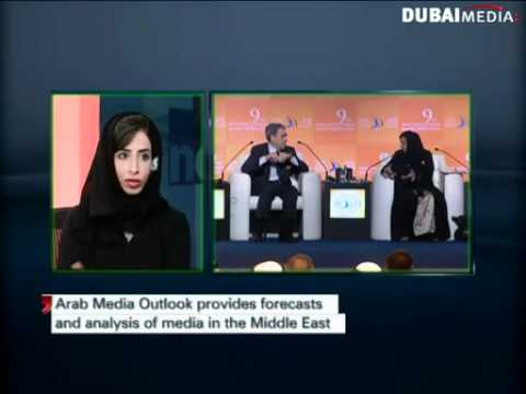Dubai Press Club interview - Freedom with Responsibility