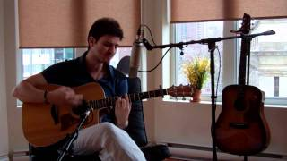 Smile by Nat King Cole - Acoustic cover by George Azzi (Remembering...)