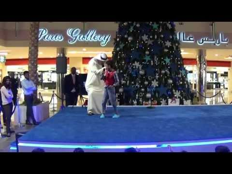 Winter Celebration - Marina Mall, Abu Dhabi - Daily Raffle Draw 7/Jan/15