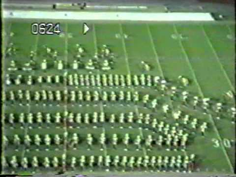 FAMU Orange Blossom Classic Miami 1989