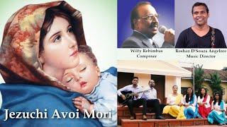 Jezuchi Avoi Mori | Revelations Mangalore | Wilfy Rebimbus | Roshan DSouza Angelore | Konkani Song