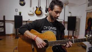 A Map Of The World Pat Metheny Guitar Cover By Pasquale Capobianco
