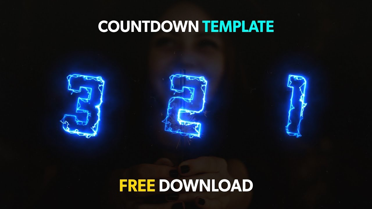 FREE Top 10 Count Down Template - Stock Footage | After Effects, Premiere  Pro, Sony Vegas, Final Cut