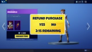NEW INSTANT REFUND SYSTEM in Fortnite Season 9