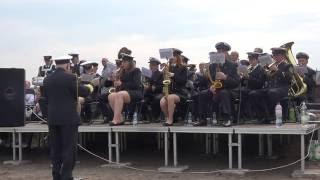 Koncert orkiestry reprezentacyjnej ligi morskiej i rzecznej z Wyszkowa