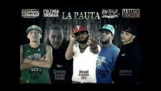 "La Pauta - Elenkow, Cronos, Revol, Crunk & Jayboss ""La Garita RECORD"