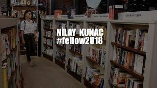 Nilay KUNAÇ #fellow2018 - GİRİŞİMCİLİK VAKFI