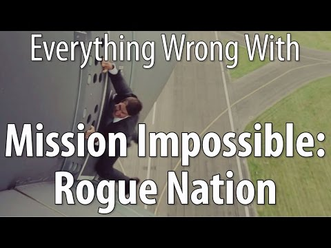 Everything Wrong With Mission Impossible Rogue Nation streaming vf