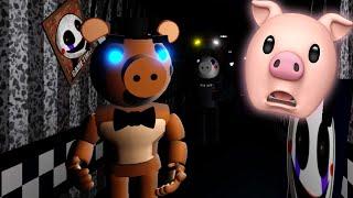 ROBLOX PIGGY, BUT IT'S FNAF.. [Freggy]