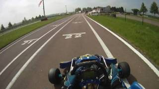 Frank Duinkerken ONBOARD 125cc shifter First Kart v32 ICC TM K9B SPECIAL HQ MOVIE
