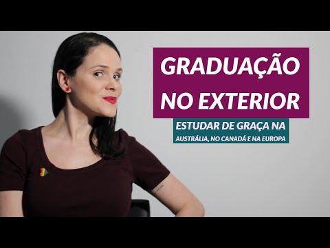 Como fazer faculdade no Exterior de graça: bolsas de estudo de graduação fora - Partiu Intercâmbio