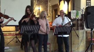 Loneliness is a Labyrinth: Refugee Crisis Outreach Concert