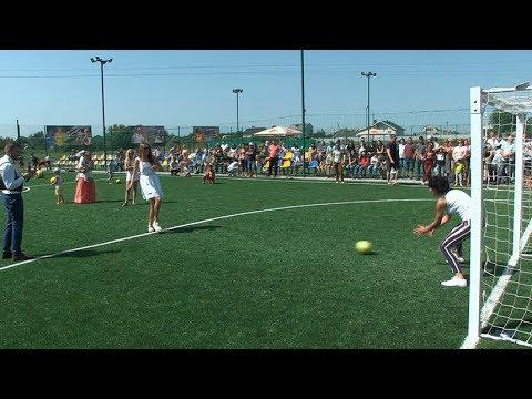 Спортивний комплекс «Квара Арена» відкрили в Житомирі
