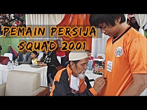 [REPVLOG] Keringet dingin mau nangis ketemu pemain legend persija squad 2001