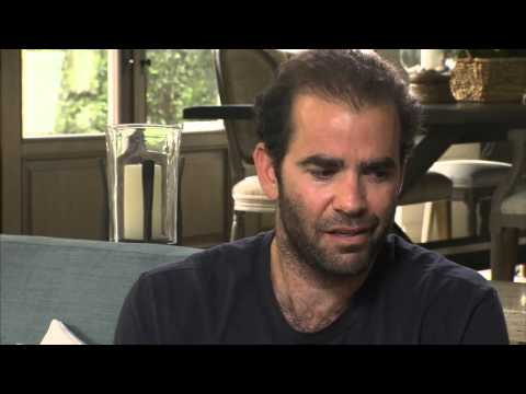 "World of Tennis: Bonus Clip: ""Holding Court with Justin""-Pete Sampras Uncut 