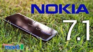Nokia 7.1 - Unboxing en Español